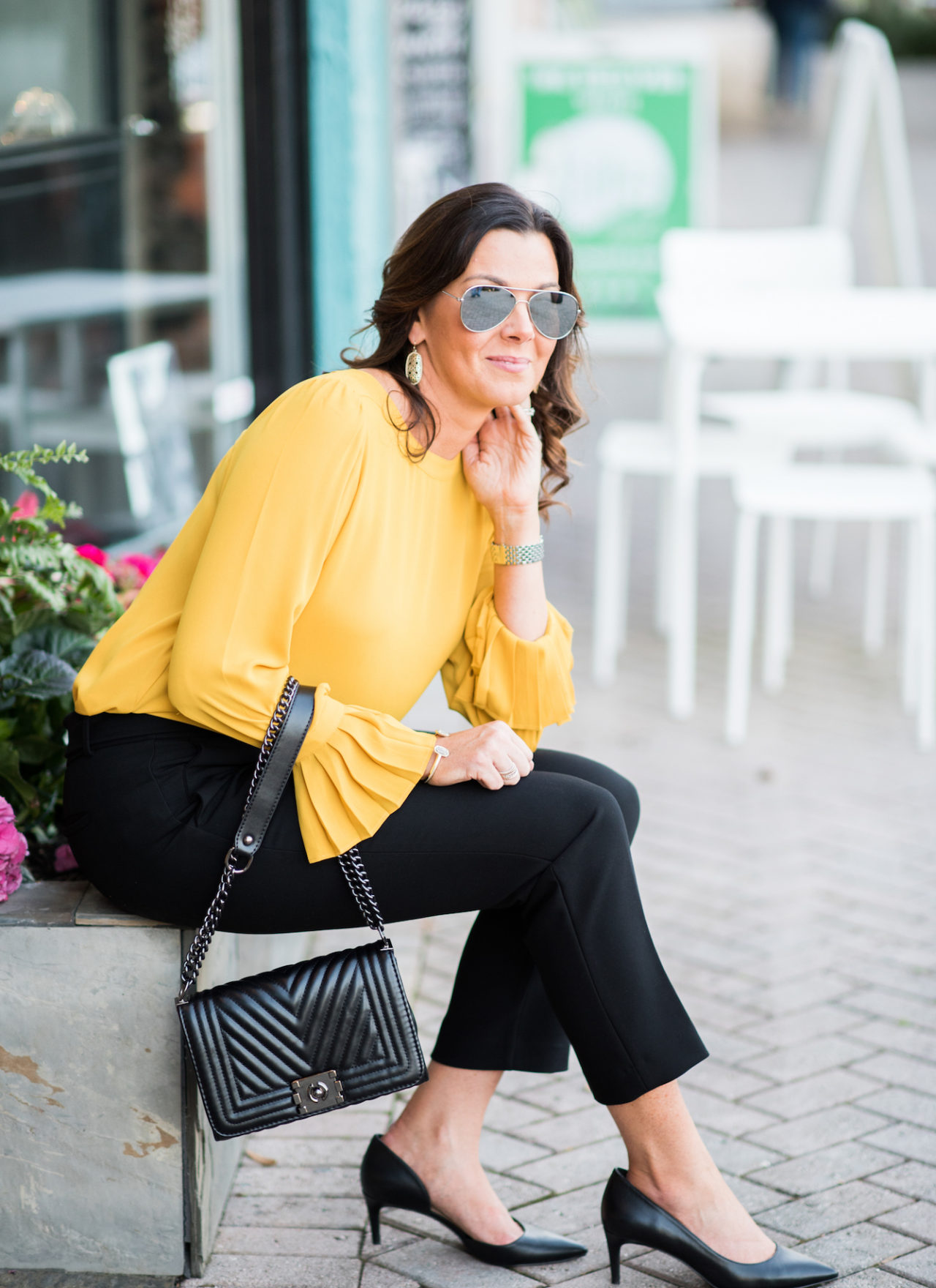 2 Chic Trends for 2018 Found at the Loft
