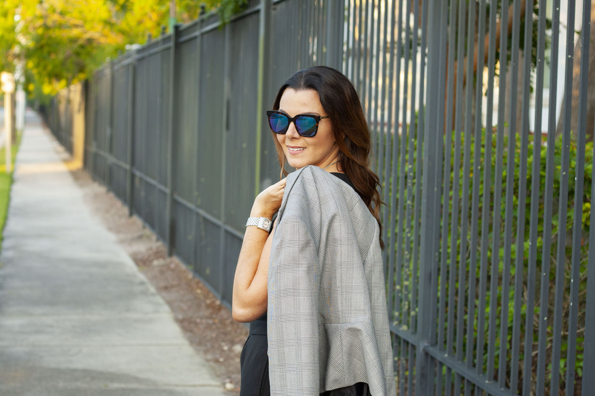 jumpsuit, office wear, corporate style, transition piece, fashion blog