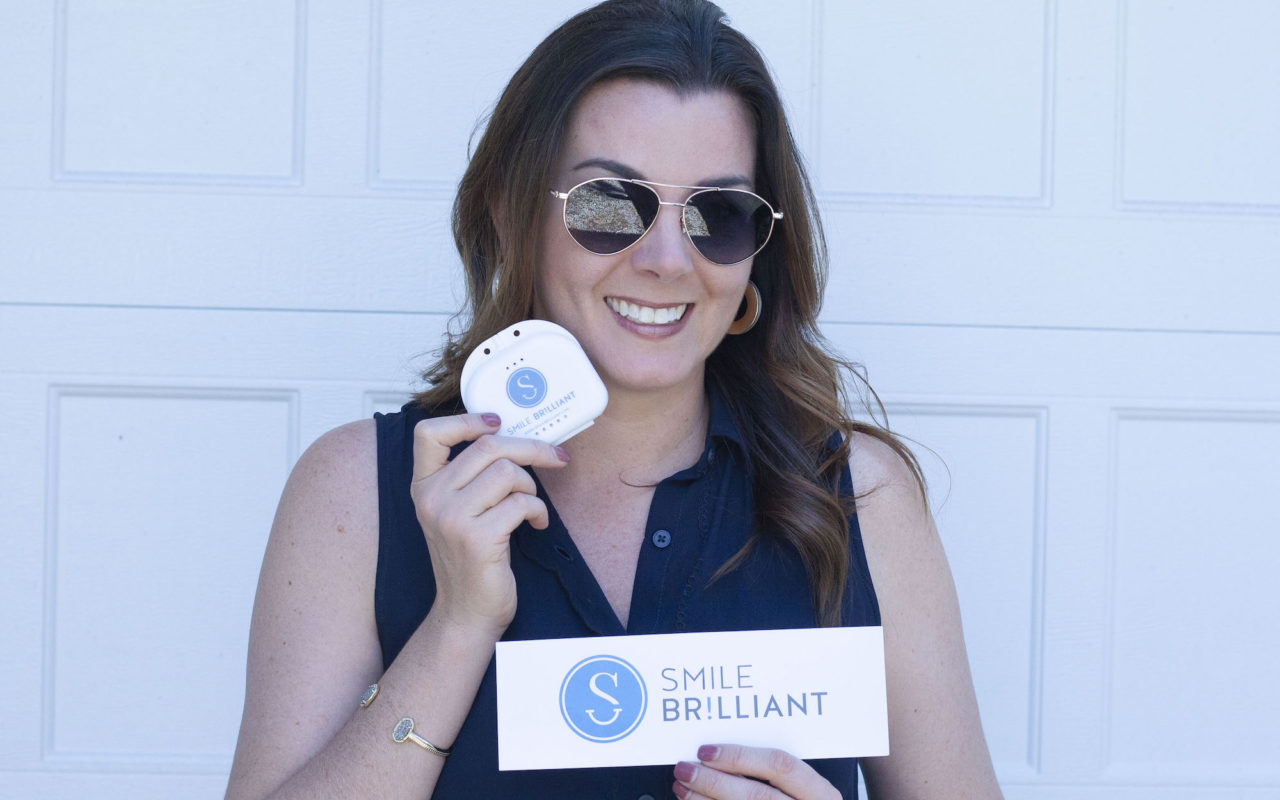 Smile Brilliant, Teeth Whitening at home, whitening trays