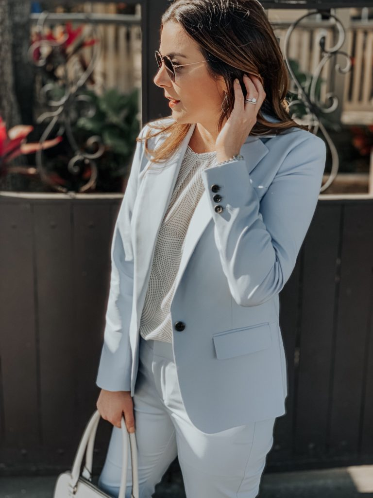 Target suit, business casual